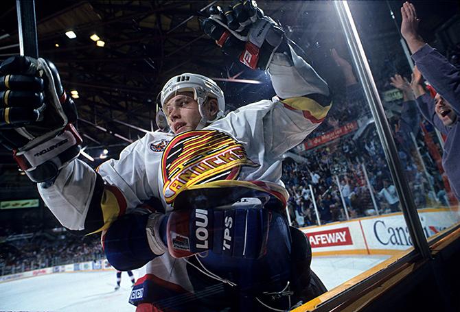 Как стартовали в НХЛ будущие звезды из России