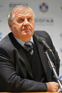Владимир Крикунов: «Нам против Уфы одного игрока не хватило»