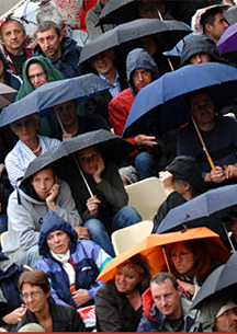 Анна Дмитриева: «Погода на «Ролан Гаррос» еще сыграет свою роль»