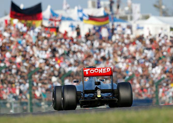 Коанда в помощь. Как главная техническая новинка года повлияла на болиды «Формулы-1»
