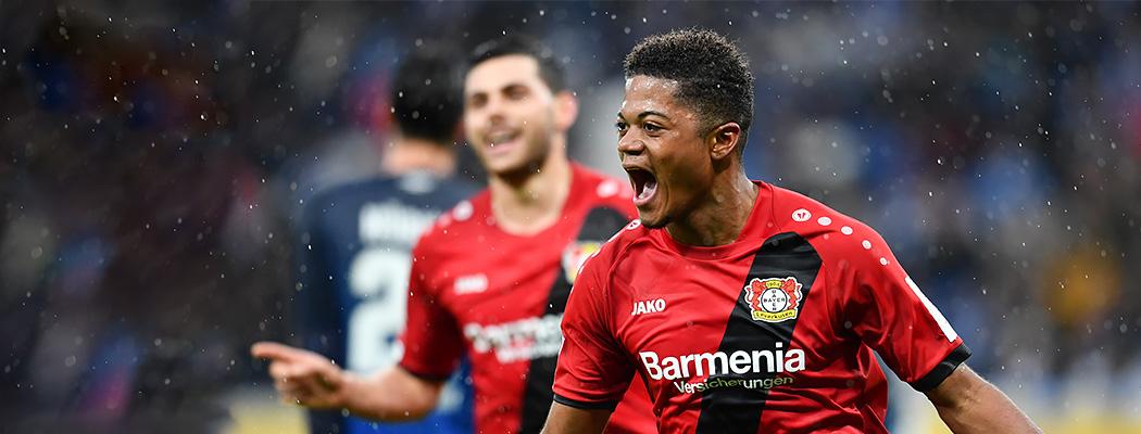 Лучший игрок бундеслиги – 20-летний ямаец. «Байер» хочет за него 100 млн евро