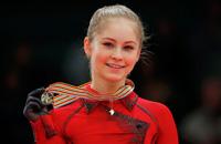 Липницкая и еще 6 самых юных участников Олимпиады в Сочи