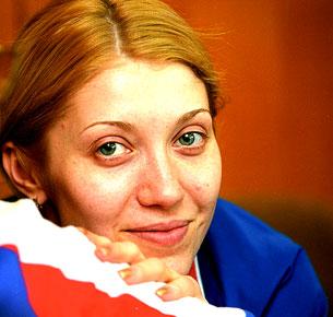 Ирина Караваева: «От шоколада уже плохо»