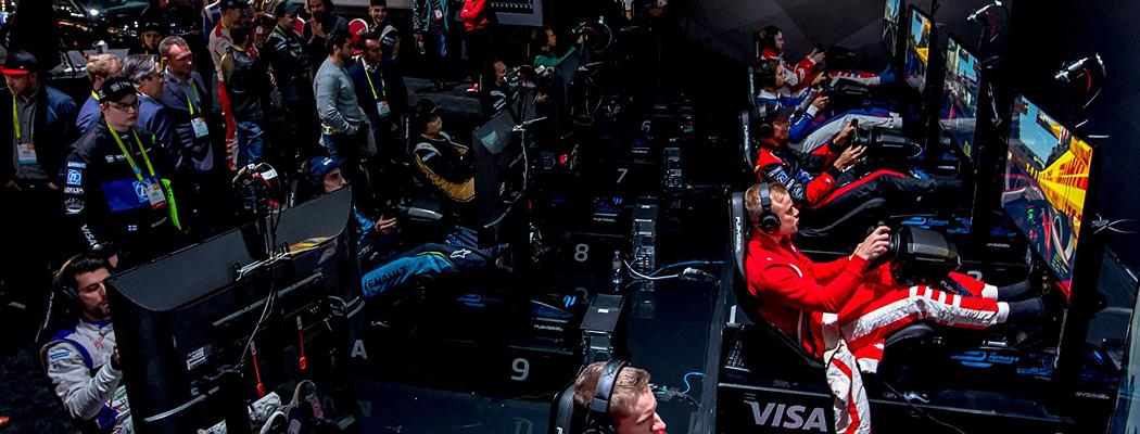 «Формула-1» пришла в киберспорт