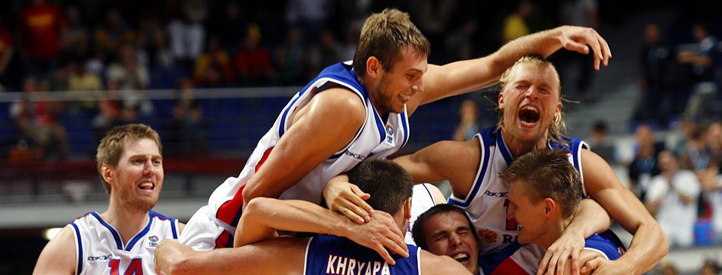 Главная победа российского баскетбола. Истории, которых вы еще не слышали
