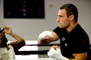 «Виталий Кличко самый неудобный соперник для любого боксера»