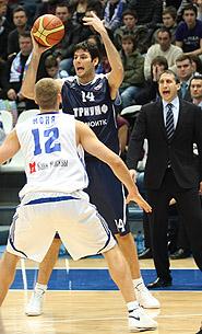 Огнен Ашкрабич: «Мой путь в баскетболе был стремителен»