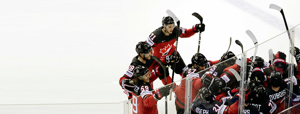 Канада отскочила за 0,4 секунды до сирены. И выиграла в овертайме