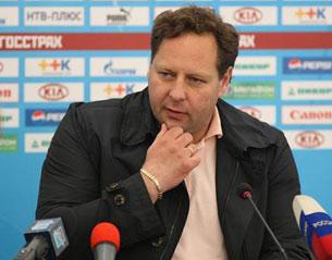 Константин Сарсания: «После моего ухода «Зенит» приобрел только одного игрока европейского уровня»