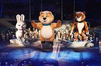 Лучшие кадры закрытия Олимпийских Игр