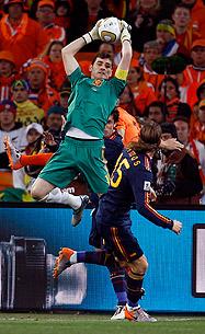 Голландия – Испания. Оценки