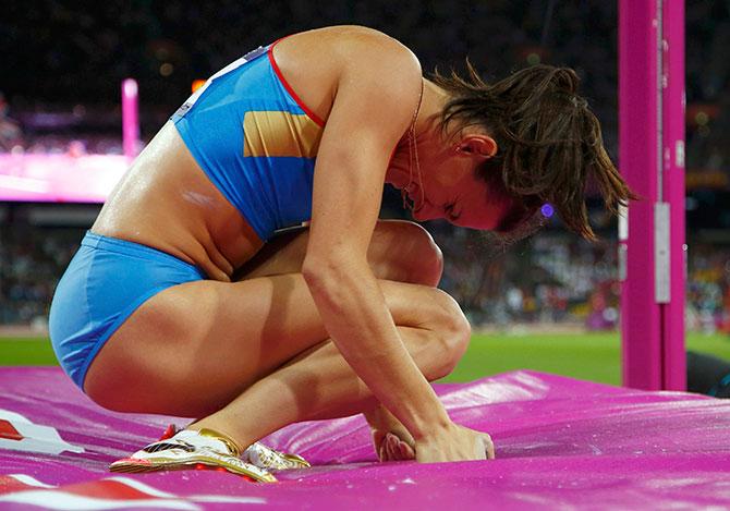 Во власти времени. Почему Исинбаева проиграла Олимпиаду?