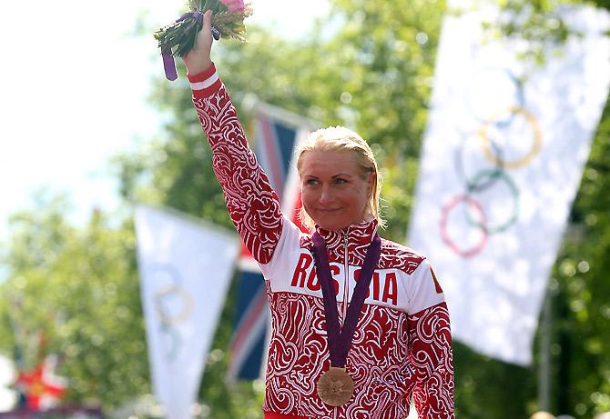 Ольга Забелинская: «Да что медаль. У меня двое детей – вот это счастье»
