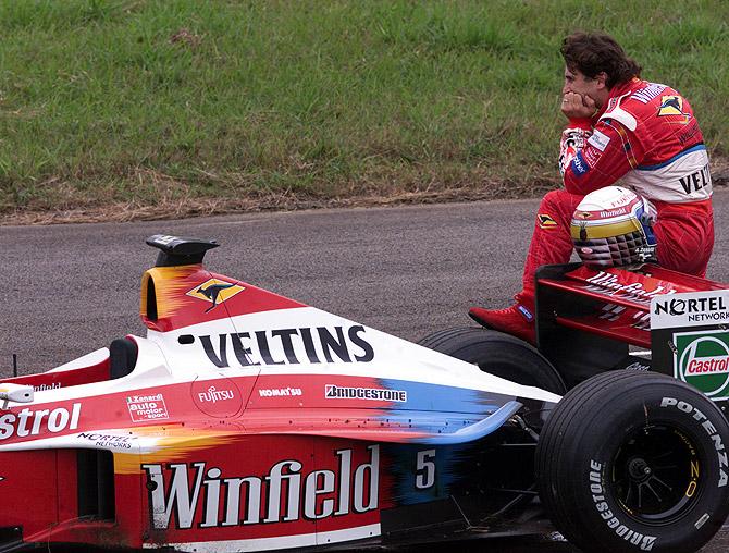 7 самых талантливых неудачников «Формулы-1»