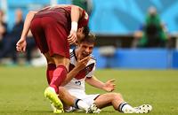 Германия – Португалия. Лучшие кадры