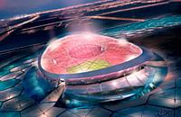 Стадионы, которые примут ЧМ-2022. Они выглядят фантастически