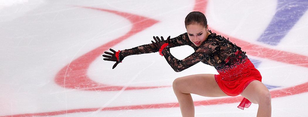 Загитова вышла в финал Гран-при. Там – первая встреча с Медведевой?