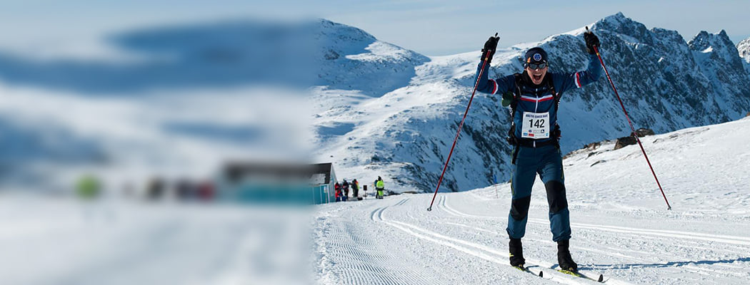 «Впервые в жизни я ела мясо овцебыка». Самая хардкорная гонка на лыжах – в Гренландии