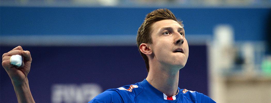 «Набрал 25 кг, и боли в спине ушли». Новая звезда русского волейбола