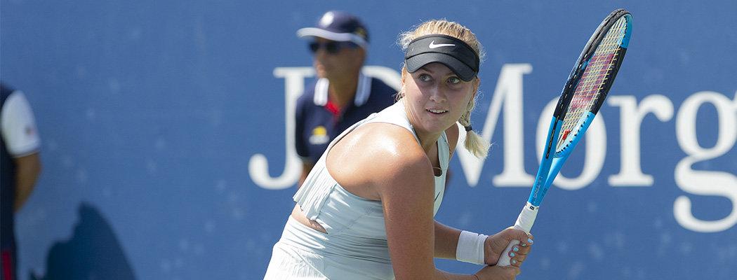 В топе женского тенниса уже 4 девушки, родившихся в нулевые. Две связаны с Россией