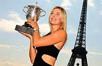Шарапова и еще 11 теннисисток, чаще всех побеждавших на «Больших шлемах»
