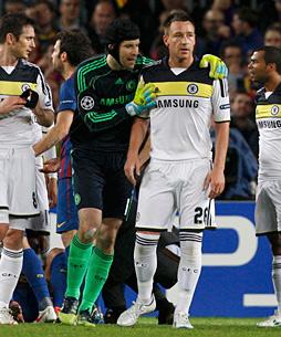 12 футболистов, пропустивших финал Лиги чемпионов из-за дисквалификации
