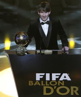 «Жюри «Золотого мяча» руководствовалось не разумом, а эмоциями»