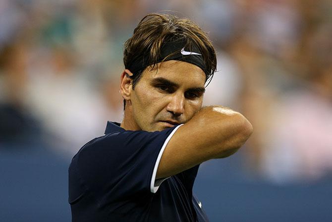 Провал Федерера и другие события среды US Open-2012