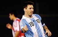 Месси и еще 10 лучших бомбардиров в истории Аргентины
