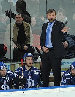 Почему только Олег Знарок поможет СКА выиграть Кубок Гагарина