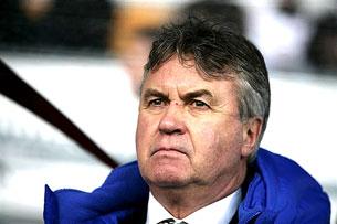 «Хиддинк, похоже, оторвался от происходящего в российском футболе»
