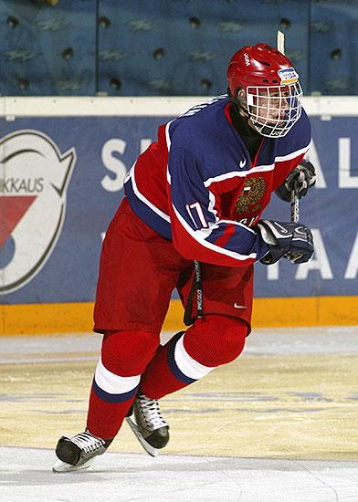 10 лучших хоккеистов сборной России в истории ЮЧМ