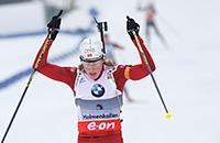 Тура Бергер, Вита Семеренко и еще 14 биатлонистов, завершивших карьеру