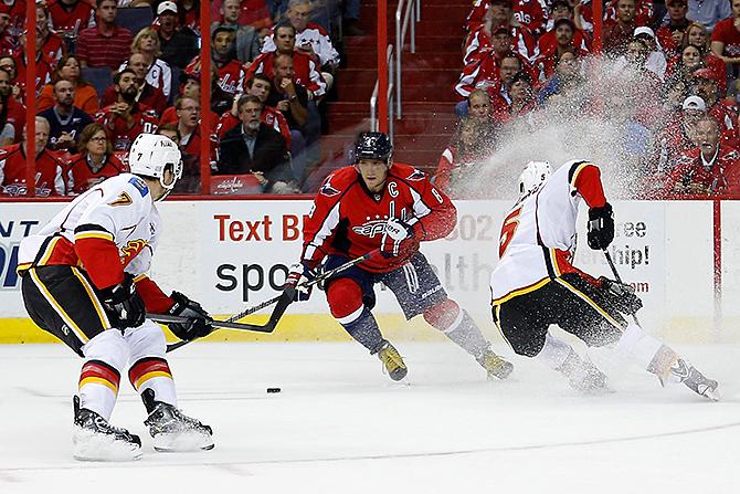 Словечко за Овечкина. Как русские хоккеисты начали сезон в НХЛ