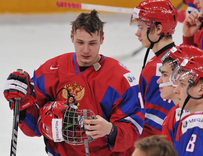 «Ничушкин уже не вундеркинд, он хоккейный монстр»