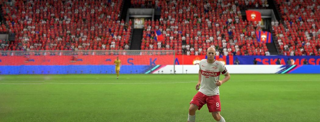 FIFA 19 великолепна. Пока не нажмешь «начать матч»