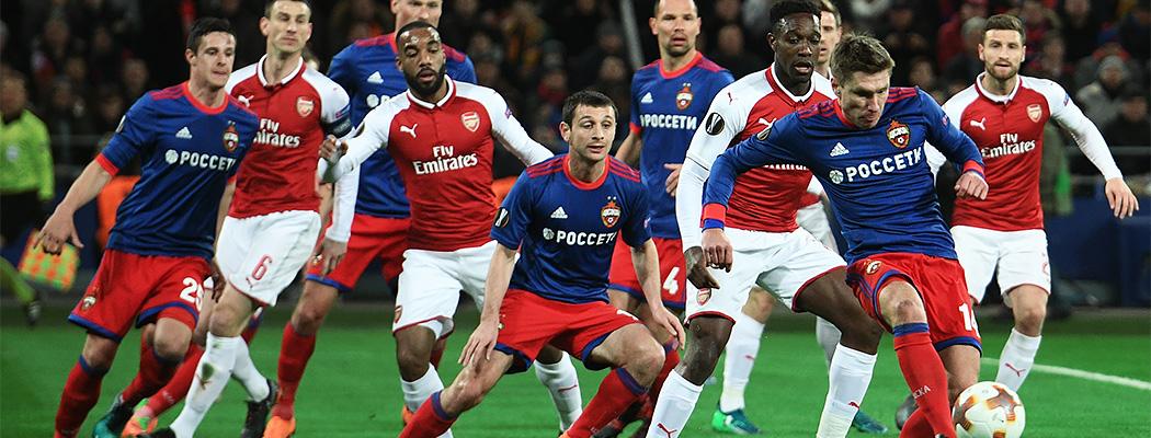 Гончаренко получил по лбу в Лондоне, но сделал выводы – и едва не вынес «Арсенал» из Лиги Европы