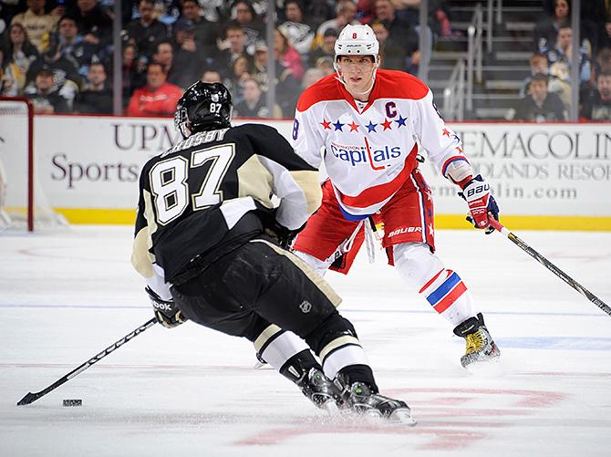 Овечкин против Кросби. История противостояния лучших игроков НХЛ