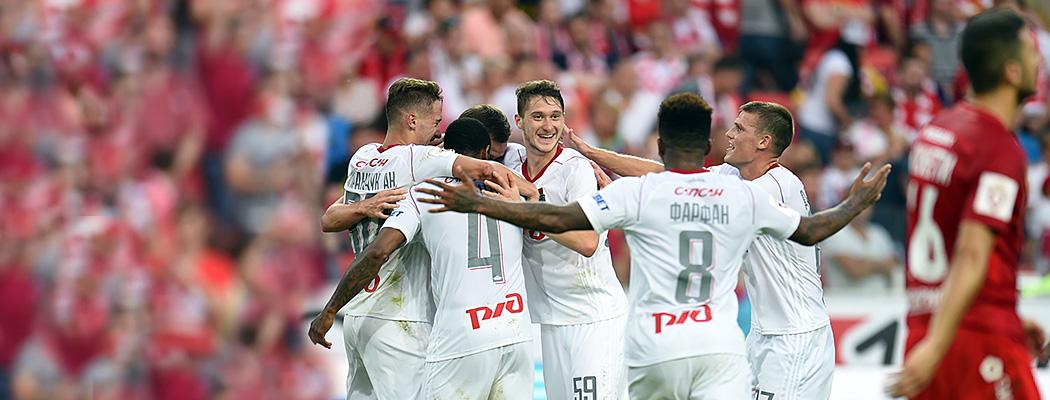 «Локомотив» и «Спартак» выдали лучший матч лета. Просто супер!