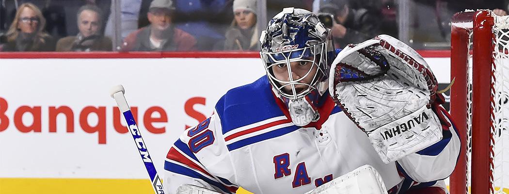 Новый русский вратарь в НХЛ. Он наполовину болгарин