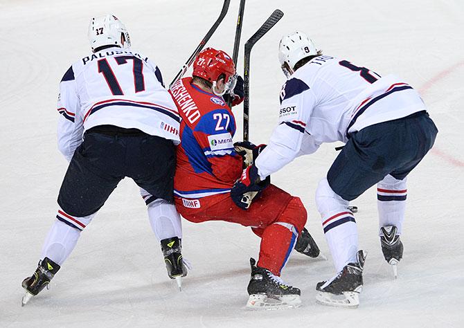 Россия – США. Кто проиграл чемпионат мира