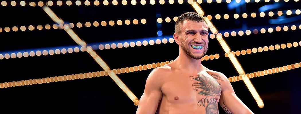 Посмотрите бой Ломаченко, даже если не любите бокс. Он шикарен