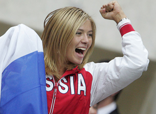 Олимпийский проспект. Теннис. Женщины