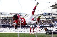 Разгром «Арсенала», гол Руни с центра поля и другие события субботы