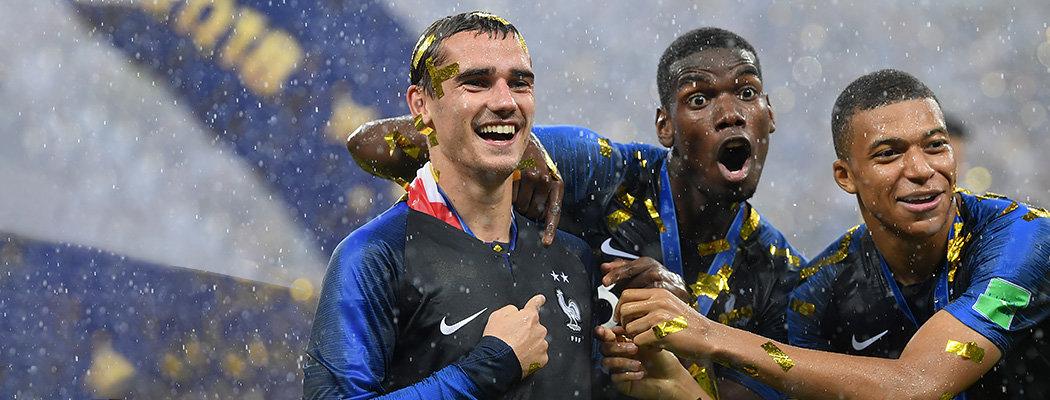 В финале было мало топ-футбола. Все заменили драмой и голами