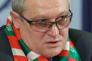 Юрий Красножан: «Постараюсь отработать больше, чем 2 года»