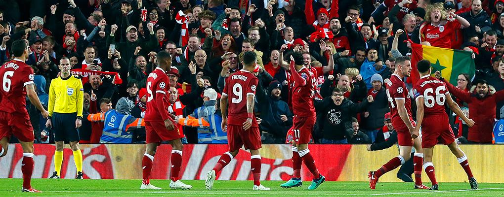 «Ливерпуль» исполнил великий полуфинал. Каррагер рядом со мной орал на весь сектор