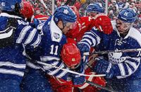 Зимняя классика. 18 фотографий самого красивого матча НХЛ