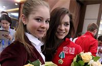 Липницкая, Погорилая, Радионова и другие юные звезды фигурного катания