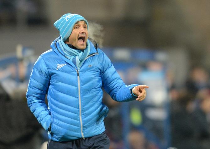 Лучано Спаллетти: «Я сказал, что пенальти должен был бить Кержаков»